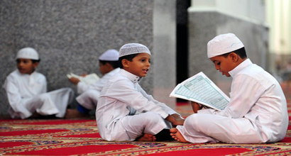 What is the rule of listening to the Qur'an just for barakah (blessing)?