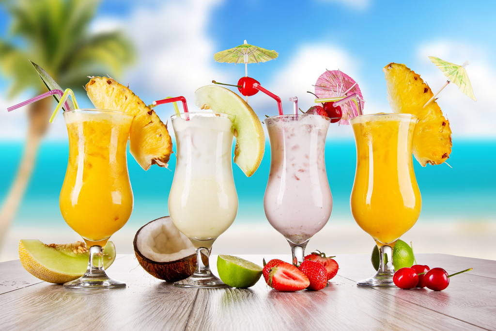 The Drinks of Paradise