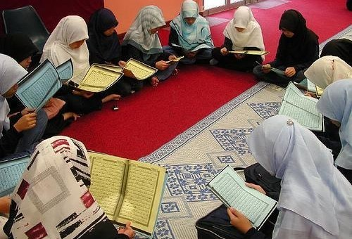 Should I Wear Hijab While Reading the Qur'an?