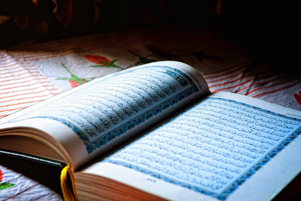 Entering Bathroom With Qur'anic Verses