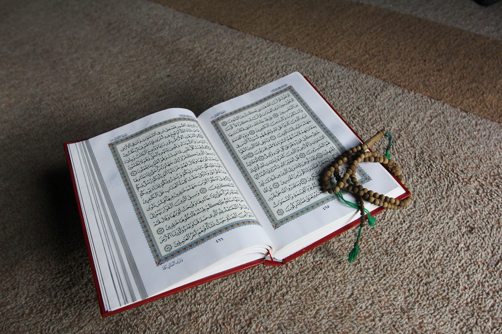 Can I Put the Quran On the Ground?